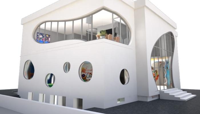 realizzazione nuovo spazio palestra per ragazzi portatori di handicap